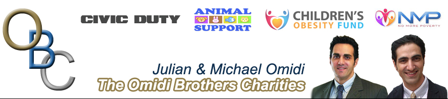 Omidi Brothers Charities