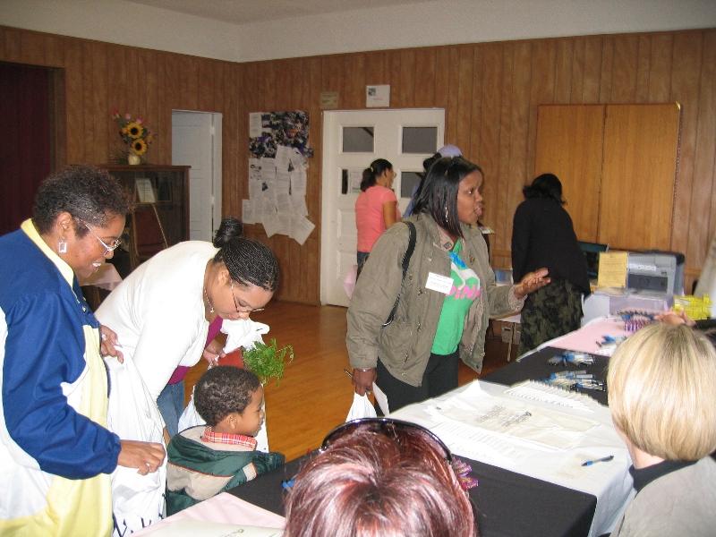 Hands for Hope Single Parent Resource Fair