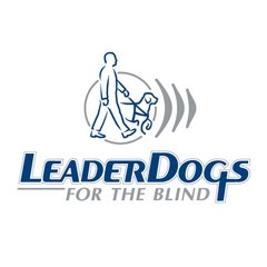 Leader Dogs for the Blind Small Logo